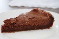HEGEMOR.COM: Livsfarlig sjokoladekake - uten hvetemel!