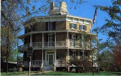 Right here in Watertown, Wisconsin! :) OCTAGON HOUSE