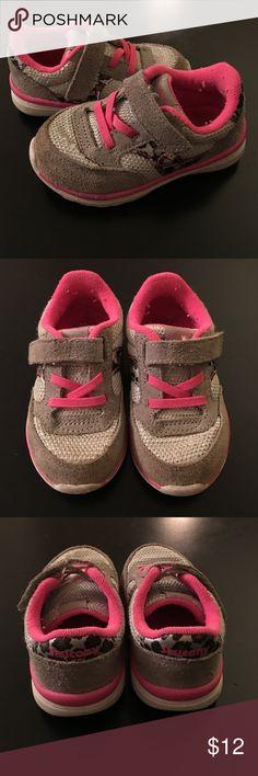 Selling this Baby girl saucony shoes on Poshmark! My username is: amandacsaleh. #shopmycloset #poshmark #fashion #shopping #style #forsale #Saucony #Other