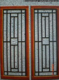 Wooden Window Design, Grill Gate Design, Iron Window Grill, Window Grill Design Modern, House Main Gates Design, Balcony Grill Design, Front Gate Design, Door Gate Design, House Front Design