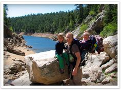 Great website for day hikes in and around Denver. Family friendly.