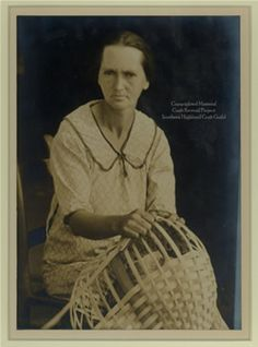 Basket-weaving lesson plans for children/teens