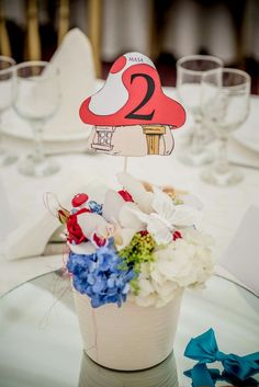 Online Wedding Planner, Baby Party, Smurfs, Wedding Ideas, Table Decorations, Lynch, Jessie, Party Ideas, Events