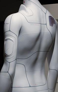 Forme Diy Techniques and Supplies diy painting techniques Cyberpunk Mode, Cyberpunk Fashion, Camille League Of Legends, Sony Design, Design Desk, Robot Design, App Design, Mode Inspiration, Design Inspiration