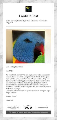 Parrot, Kunst, Parrot Bird, Parrots