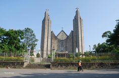 Nhà thờ Phú Cam - Huế, Vietnam.