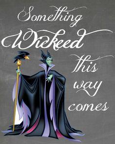Halloween Maleficent Something Wicked by RachelsMagicalPrints Evil Disney, Disney Love, Maleficent Art, Malificent, Sleeping Beauty Art, Disney Quotes, Disney Memes, Disney Villains, Disney Princesses