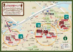 横浜元町地図 - Google Search