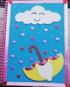 Lindo o caderno de Plano de Aula da @laizasouzah tema #ChuvaDeAmor ☔❤ Compartilhando #Fofurices #Pedagogia #EducaçãoInfantil #Pedagoga #Professora #VidaDeProfessora #PedagogiaeCorujices