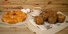 Brioche de Naranja y Chocolate de Florelila