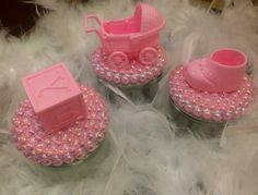 Baby shower it's a Girl or Its A Boy Pearled by ThenGcreations