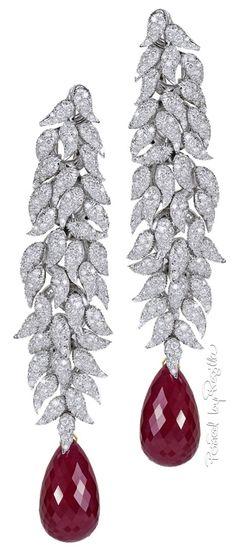 Regilla ⚜ Bina Goenka #DiamondEarrings