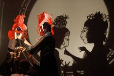 Balinese Shadow Theater