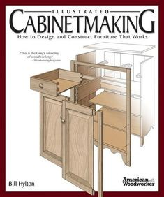 Fine woodworking magazine,woodworking cabinets carpentry,woodworking videos ana white and woodworking garden fire pits ideas. Unique Woodworking, Beginner Woodworking Projects, Woodworking Books, Woodworking Patterns, Popular Woodworking, Woodworking Furniture, Furniture Plans, Wood Furniture, Furniture Design