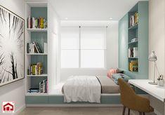 Thiết kế và thi công nội thất căn hộ Hưng Phúc Silver Star