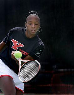 Tennis 'love' #GoGuins