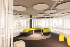 Classy Longue Area In BSH Office