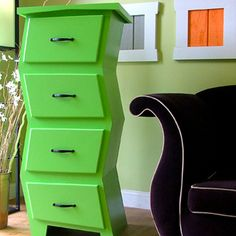 """Another cool, Harry Potter/""""The Burrow"""" style dresser.  Love it!"""