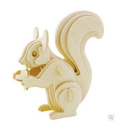 Style: Animal Gender: Unisex Brand Name: Happyxuan Age Range: > 3 years old Material: Wood Puzzle Style: 3D Puzzle