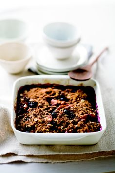 Cuisine, Blackberries and Cracked wheat on Pinterest