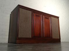 Zenith x940 MidCentury Modern stereo console. Excellent working ...
