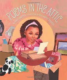 """Poems in the Attic, by Nikki Grimes 