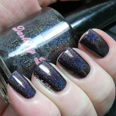 Darling Diva Polish - The Salem Collection   Pointless Cafe