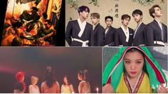 6 Vivid K-Pop Music Videos That Incorporate Asian Cultural Elements + Folklore | Soompi