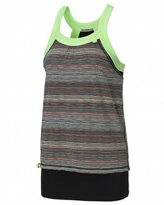1cd8116a4ef62 @Sweaty Betty Relay Run Tank - Super flattering, two tanks in one, quick