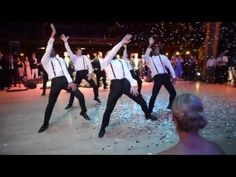 Prawdopodobnie najlepszy pierwszy taniec jaki widziałeś! - YouTube