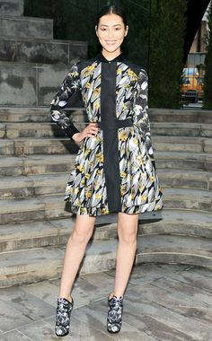 Ten Best Dressed — Special Edition Best Dressed: The 2012 CFDA Awards
