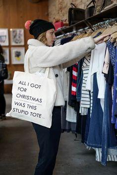 New York Shopping Highlights - Estée Lalonde