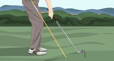 Golf Swing Basics: The Fundamentals You Need to Know - The Left Rough Golf 2, Golf Ball, Play Golf, Golf Instruction, Golf Tips For Beginners, Perfect Golf, Golf Player, Golf Lessons, Golf Gifts