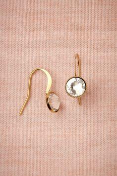 Simple pretty. #earings #gold #diamonds
