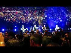 Video Madison Square Garden, New York: U2 und Bruce Springsteen   traveLink.