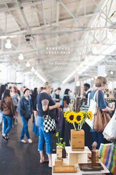 Reportage: Renegade Craft Fair / San Francisco 2014 | 79 Ideas