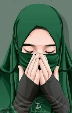 Cartoon Girl Images, Cute Cartoon Pictures, Cartoon Girl Drawing, Girl Cartoon, Cartoon Art, Arab Girls Hijab, Muslim Girls, Muslim Images, Happy Smiley Face
