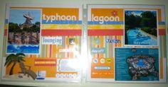Typhoon Lagoon - Scrapbook.com