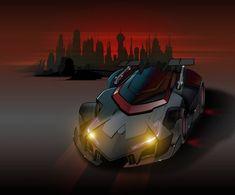 Batmobile 2 by zinckat on DeviantArt Batman Car, Batman Batmobile, Lego Batman, Batman Telltale, Batman Redesign, Bugatti Cars, Lamborghini, Batman Universe, Dc Universe