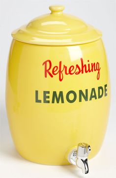 Two's Company Lemonade Decanter #Nordstrom