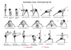 SERIE ASHTANGA YOGA