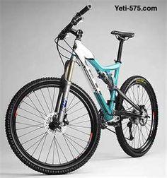 LOVE my mountain bike!