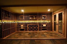 Why You Should Go For Glass-Enclosed Wine Cellars Chill Room, Wine Merchant, Liquor Cabinet, Stairs, Glass, Inspiration, Wine Cellars, Furniture, Home Decor