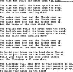 easy bible songs i will make you fishers of men Google