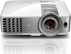 BenQ MW632ST Kurzdistanz DLP-Projektor (WXGA 1200x800 Pixel, Kontrast 13.000:1, 3.200 ANSI Lumen, HDMI/MHL, Lautsprecher) weiß - http://kameras-kaufen.de/benq/benq-mw632st-kurzdistanz-dlp-projektor-wxga-13-1-3