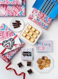 画像: 2/7【資生堂パーラーの洋菓子シリーズ、25年ぶりにパッケージを刷新】
