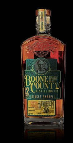Boone County Distilling Compnay distills authentic bourbon whiskey in the northern hills of Kentucky. Whisky, Whiskey Distillery, Best Rye Whiskey, Scotch Whiskey, Fun Drinks Alcohol, Alcoholic Drinks, Beverages, Bourbon Drinks, Bourbon Whiskey