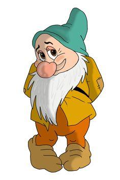 The Bashful Dwarf