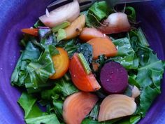 Pressure Cooker Orange Scented Beet Salad