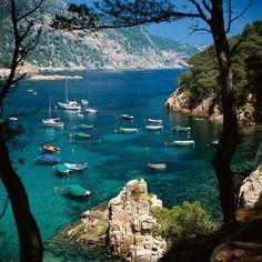 Costa Brava, Spain- the California of Spain
